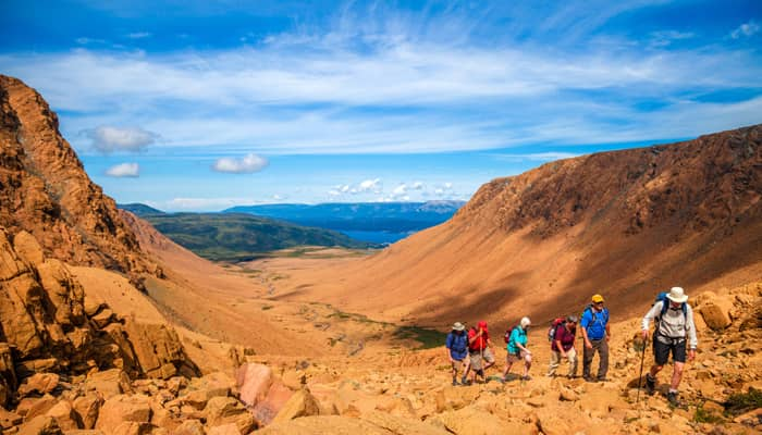 Parc Gros Morne : Tablelands
