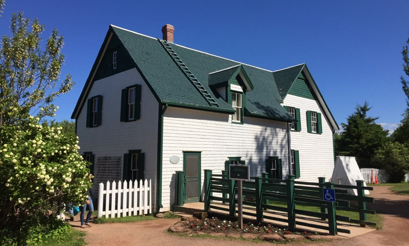 Maison Green Gables
