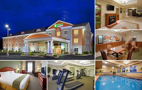 Holiday Inn Express Gananoque