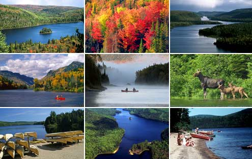 Parc national de la Mauricie (QC)